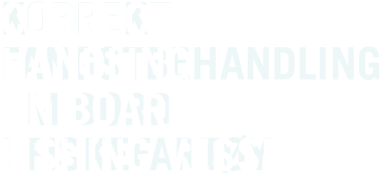 Correct Catch Handling On Board Fishing Vessels